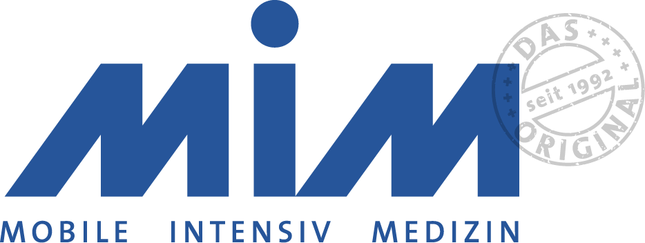 MIM – Mobile Intensivmedizin Logo